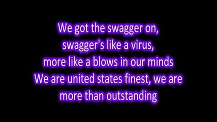 Justin Bieber ft. Yung Rekz - Swag So Mean Lyrics [full New Song]