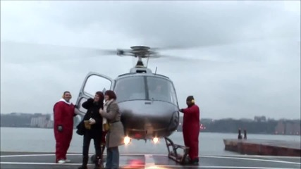 Без Багаж - САЩ #1 - Ню Йорк, Сентрал парк, летене с хеликоптер