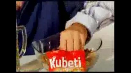 Този човек обича бира - Кубети и бира реклама