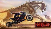 Manowar - Wheels of Fire 1988