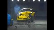 Volswagen Fox - Краш Тест