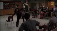 Do You Wanna Touch Me - Glee Style (season 2 Episode 15)