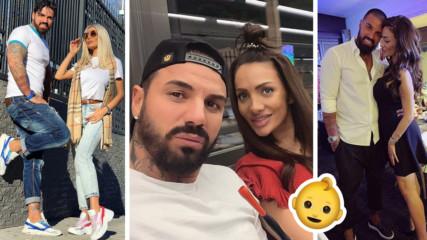 Вече официално: Златка Райкова и Благой Георгиев чакат бебе! Кога ще се роди?