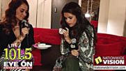 Selena Gomez Is Not A Fan Of Chocolate Covered Insects