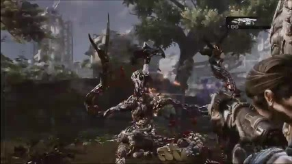 Hd Gears of War 3 Gameplay Campaign Gameplay 2010