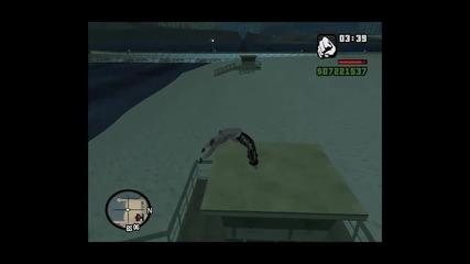 Gta San Andreas Freerunning Video