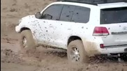Toyota Land Cruiser Off Road тест