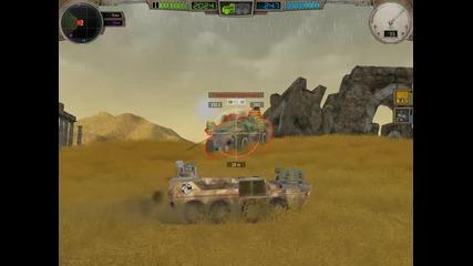 Еxmachina - Hard Truck Apocalypse mod - битки на арената 15