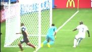 Франция - Хондурас 3:0 |15.06.2014| Световно първенство по футбол Бразилия 2014