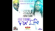Sizzla feat. Papa Flava - Give Thanks For Life