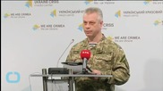One Ukrainian Serviceman Killed in Past 24 Hours in East