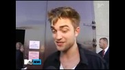 Mtv Movie Awards 2010: Robert Pattinson Reflects On Far Hes Come