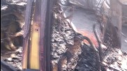 Syria: At least 10 dead as car bomb targets Damascus police club