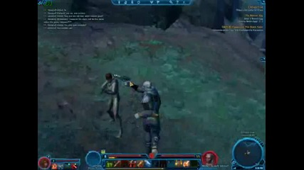 Star Wars The Old Republic Beta Bounty Hunter Gameplay Part 8 of 8