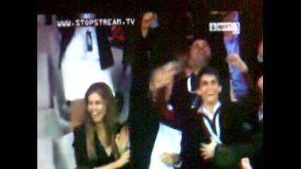 Шампионска Лига Победния Гол!!!