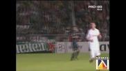 Дебрецен (бели Педераси) - Лион 0:4 Шампионска Лига!!! 29.09.09