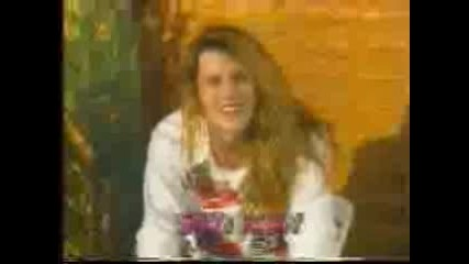 Europe & Skid Row Interview 1992