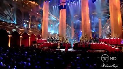 (hd) Mariah Carey - O Come All Ye Faithful (live Christmas in Washington)