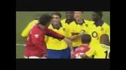 Football Violence