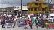 Ecuador: Amazonian women defend their land on International Women's Day