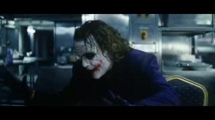 Любимият ми момент от филма The Dark Knight
