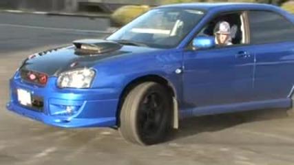 Subaru impreza sti modded
