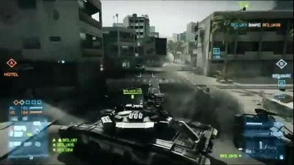 Strike at Karkand - Battlefield 3 Gameplay