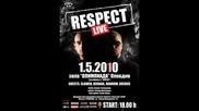 Respect & Kristian - Връзката (cd Rip)