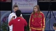 Младежки олимпийски игри 2010 - Таеклондо Жени до 63 кг Финал