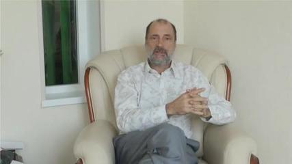 С. Н. Лазарев | Петте етапа в развитието на човека