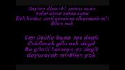 Serdar Ortac - Seytan with Lyrics