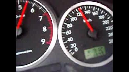 Subaru Wrx 0 - 200kmh