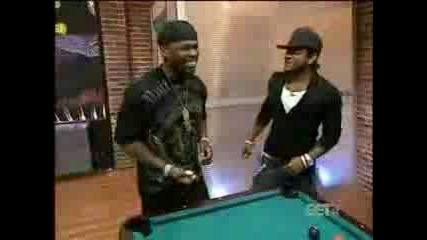 50 Cent Amp Jim Jones On Rap City