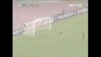 Luis Figo Vs Thierry Henry