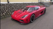 Koenigsegg Agera R 1115 Hp in detail before record run