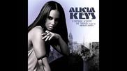 Alicia Keys - Empire State Of Mind Part 2 Broken Down (lyrics)
