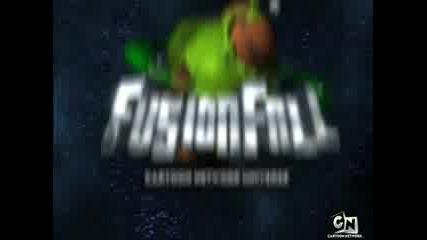 Fusionfall Game Treiler