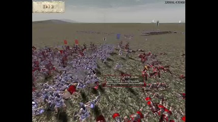 Rome Total War Online Battle #17 Rome vs Selucid