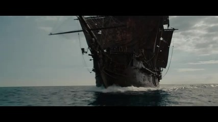 The Pirates of the Caribbean On Stranger Tides Official Trailer
