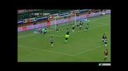 Милан - Сиена 4 - 0