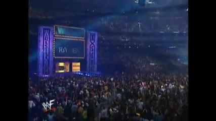 Kane vs Raven vs Big Show at Wrestlemania 17