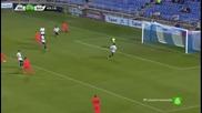 Луис Енрике стартира с трудна победа! 19.07.2914 Рекреативо - Барселона 0:1