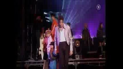 Michael Jackson - Heal The World (live)
