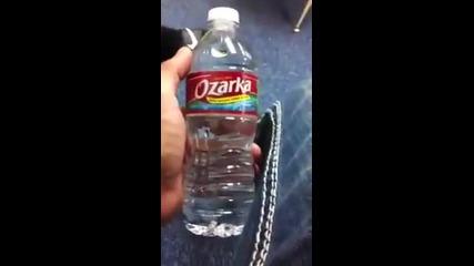 Ето така се пие вода