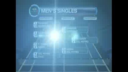 Това го може само един човек в тениса...