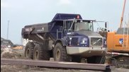 The Blue Volvo A40d