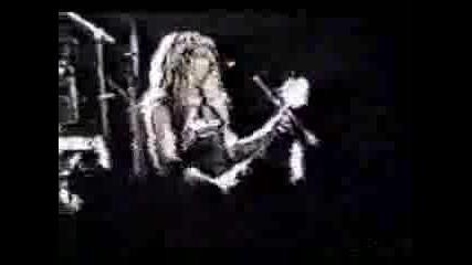 Metallica - Jump In The Fire 82