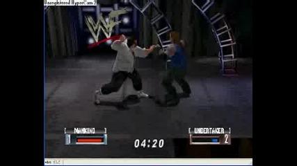 The Undertaker Vs. Mankind (dark Match)