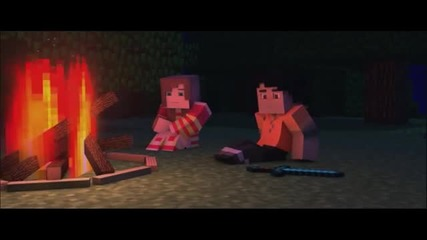 Promise - A Minecraft Song Parody of A Thousand Years
