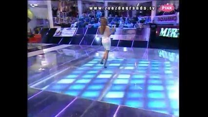 Mirna Košanin - Umirem majko (Zvezde Granda 2010_2011 - Emisija 10 - 04.12.2010)